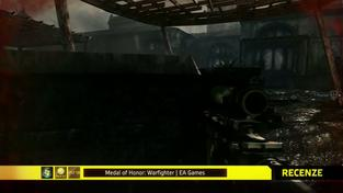 Medal of Honor: Warfighter - videorecenze