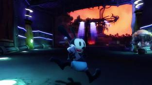 Epic Mickey 2: Dvojitý zásah — Oswald video