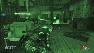 Splinter Cell: Blacklist - záběry z hraní mise Abandoned mill