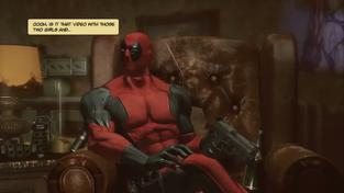 Deadpool: The Game - trailer