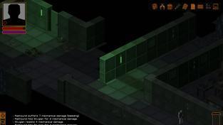 Underrail - záběry z alfa verze