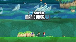 New Super Mario Bros. U - Wii U trailer