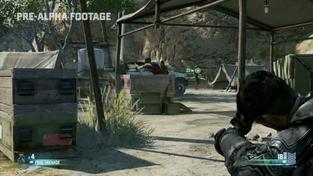 Splinter Cell Blacklist - stealth postup misí