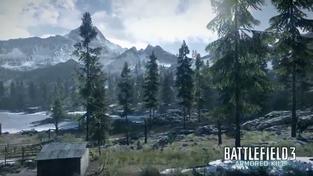 Battlefield 3: Armored Kill - Alborz Mountains Flythrough