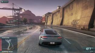Need for Speed: Most Wanted (2012) - záběry ze hry