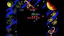 Galaga - záběry z hraní