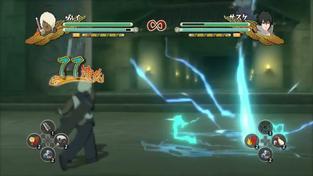 Naruto Ultimate Ninja Storm 3 - Gameplay (GC 2012)