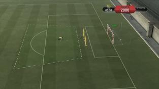 FIFA 13 - Skills training