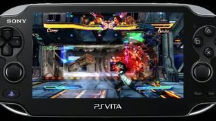 Street Fighter X Tekken Vita - Gameplay (GC 2012)