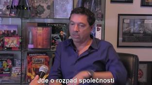 Wasteland 2 - E3 2012 rozhovor s  Brianem Fargem