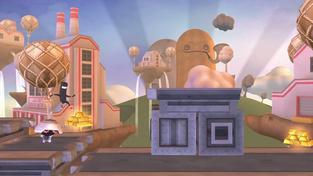 Runner 2 - záběry ze hry