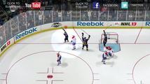 NHL 13 - záběry z hraní