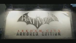 Batman: Arkham City: Armoured Edition - trailer