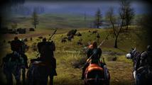 The Lord of the Rings Online: Riders of Rohan - jízdní boj