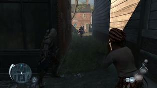 Assassin's Creed III - E3 2012 Boston demo (s komentářem)