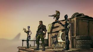 Borderlands 2 - In the Jungle trailer