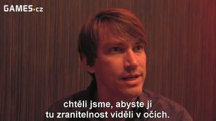 Tomb Raider - E3 2012 rozhovor
