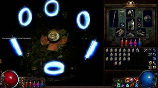 Path of Exile - záběry z hraní