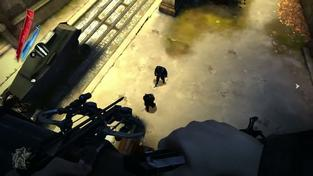 Dishonored - záznam E3 mise (stealth)