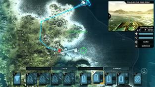 Carrier Command: Gaea Mission - E3 prezentace