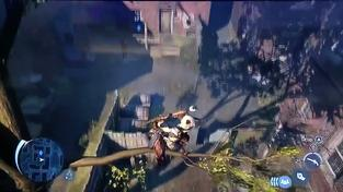 Assassin's Creed III - E3 2012, záběry z Bostonu