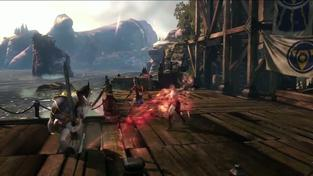 God of War: Ascension - singleplayer trailer z E3 2012
