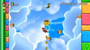 New Super Mario Bros U - E3 2012 trailer
