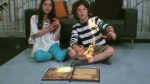 Wonderbook: Book of Spells - Gameplay trailer