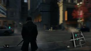 Watch Dogs - E3 2012 gameplay