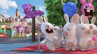 Rabbids Theme Park - E3 2012 trailer