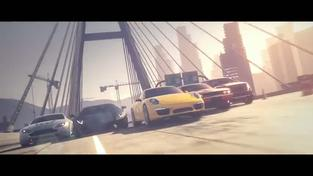 Need for Speed: Most Wanted - E3 2012 trailer