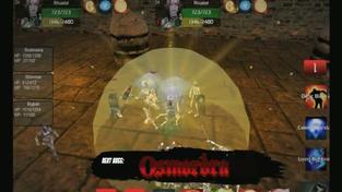 Faction Wars - speed run v dungeonu