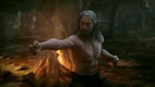 Witcher: Rise of the White Wolf - trailer (2008)