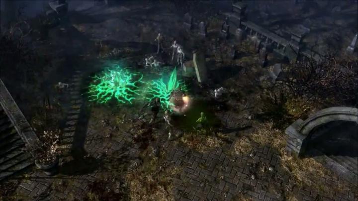 Grim Dawn - soldier video