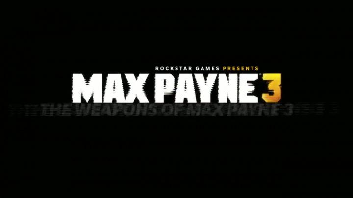 Max Payne 3 - útočné pušky