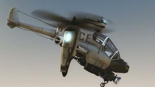 Beyond Good & Evil 2 - Vrtulník