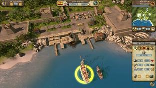 Port Royale 3 - tutoriálové video #1