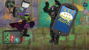 Battle.net Mobile Alerts video