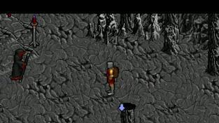 Ultima VIII: Pagan - záběry z hraní