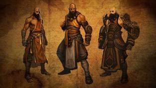 Diablo III - Mnich