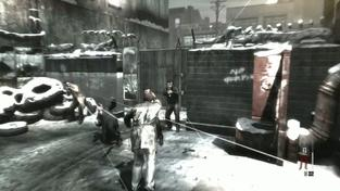 Max Payne 3 - bullet time video
