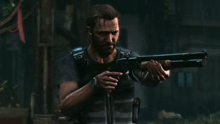 Max Payne 3 - shotgun video