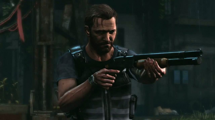 Max Payne 3 - shotgun video