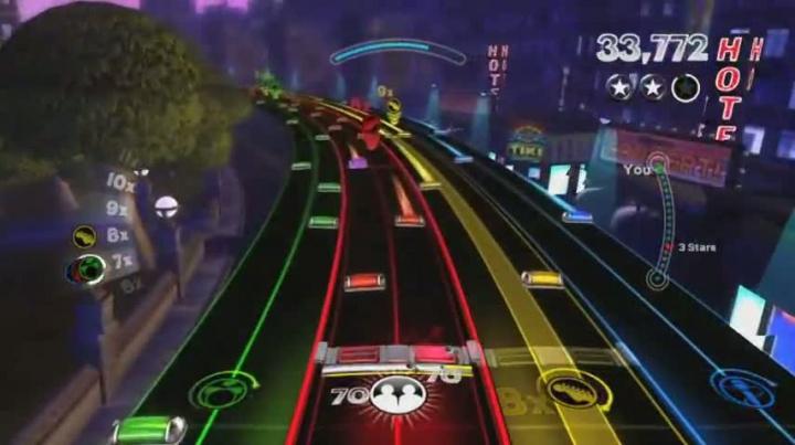 Rock Band Blitz - trailer