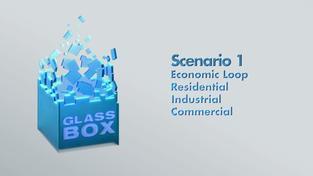 SimCity - GlassBox engine video 2