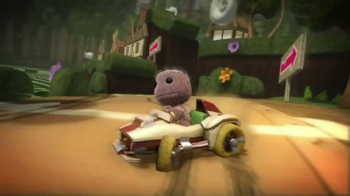 LittleBigPlanet Karting - trailer