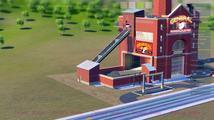 Video ke hře: SimCity - demonstrace enginu