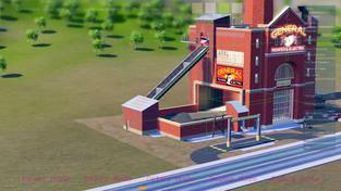 SimCity - demonstrace enginu