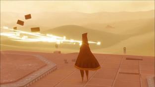 Journey - 20 minut záběrů ze hry