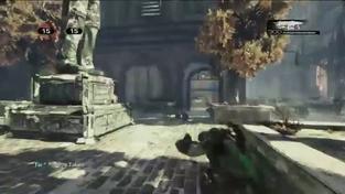 Gears of War 3 - Ravendown gameplay video